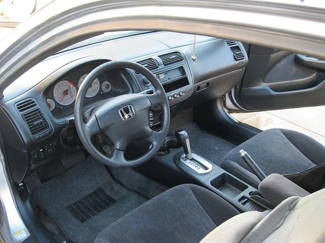 2001 honda civic pictures cargurus for 2004 honda civic ex coupe interior