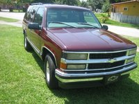 Picture of 1998 Chevrolet Tahoe 4 Dr LT SUV, exterior, gallery_worthy