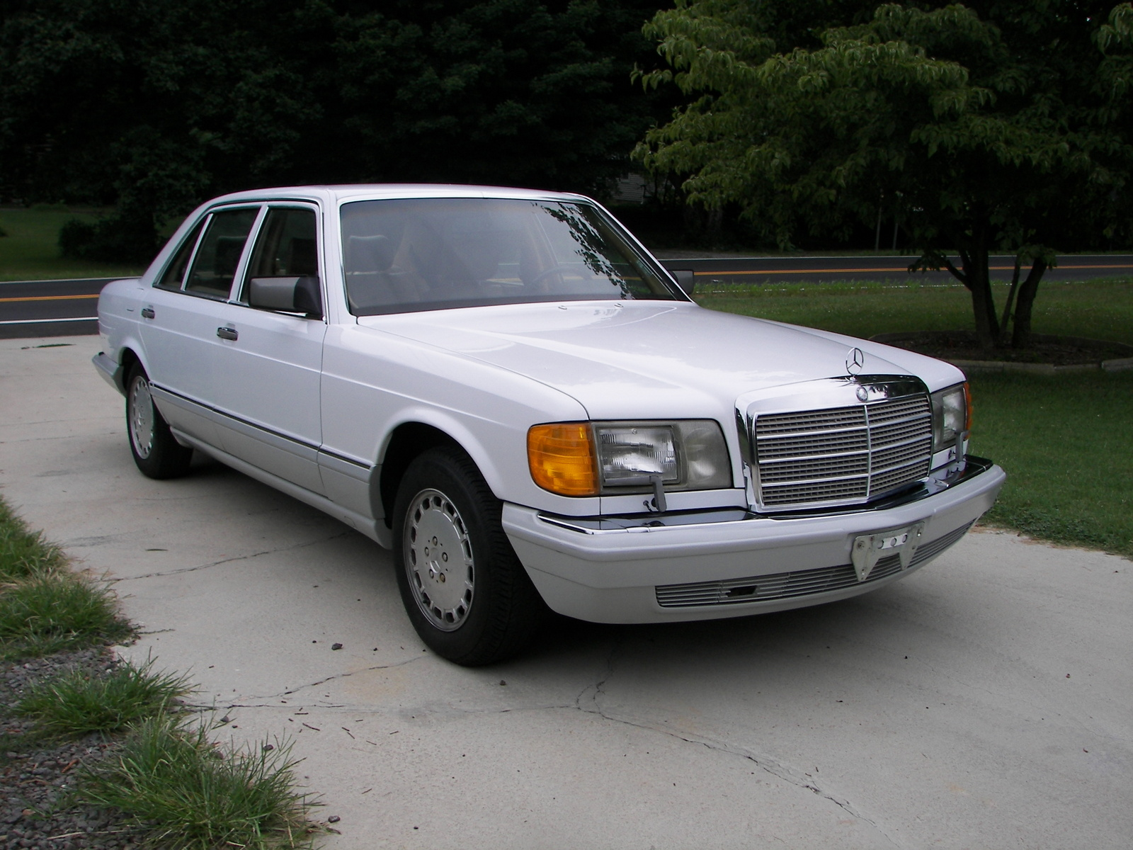 1991 mercedes benz 420 sel for 1991 mercedes benz