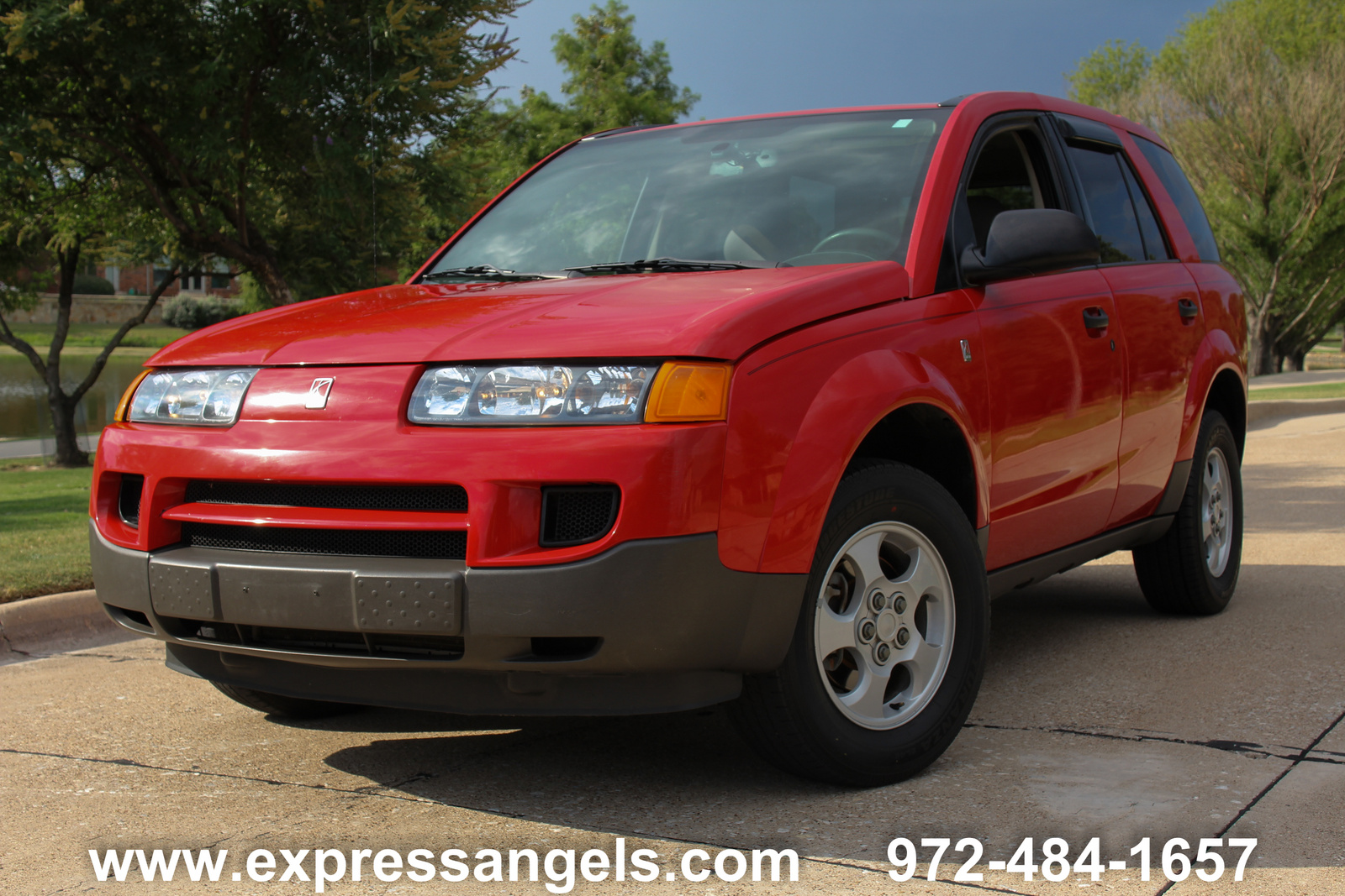picture of 2004 saturn vue base awd exterior