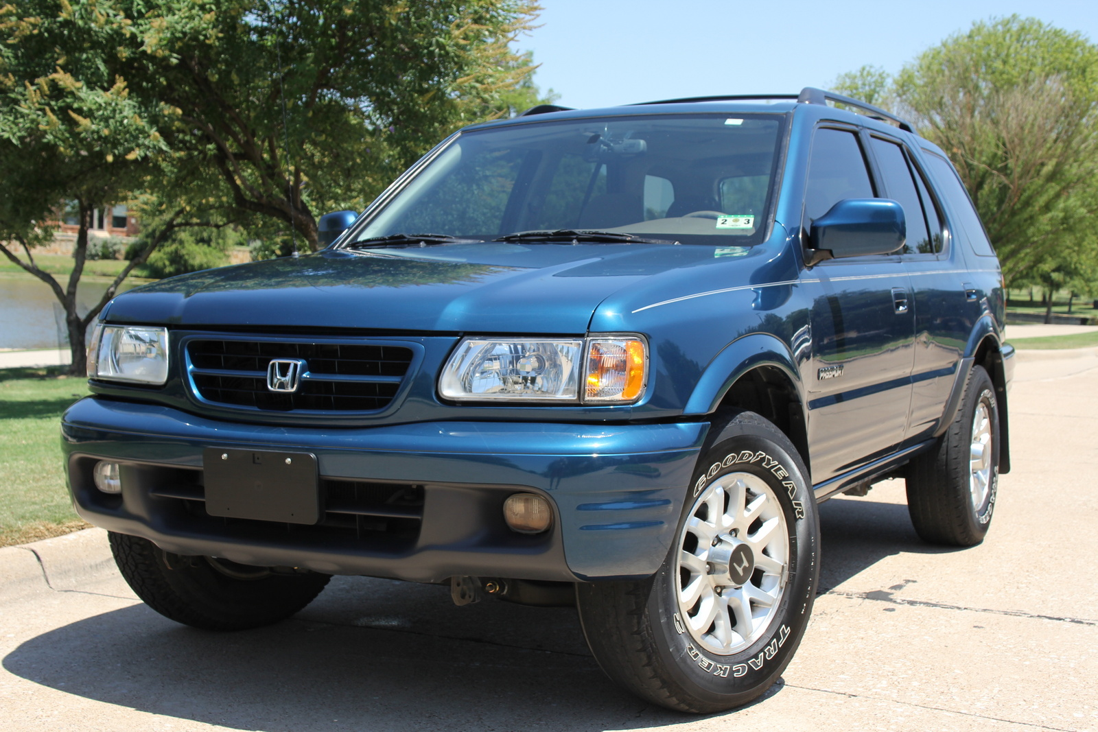 Sixteen years ago now the Honda Passport a strange and somewhat beloved SUV that was actually built by Isuzu died Now according to Automotive News