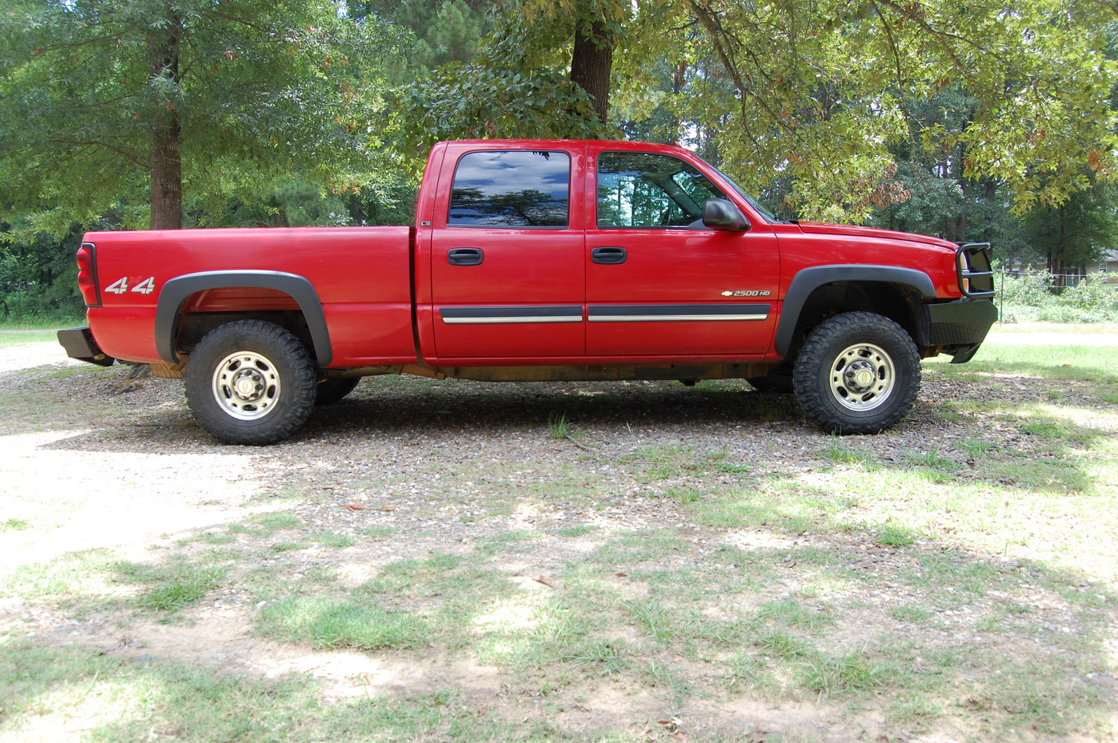 Picture of 2000 Chevrolet C/K 2500 Crew Cab Short Bed 4WD, exterior