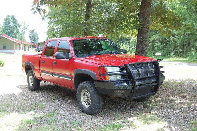 Picture of 2000 Chevrolet C/K 2500 Crew Cab SB 4WD, exterior, gallery_worthy