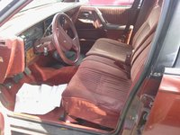 Picture of 1992 Buick Century Custom, interior