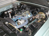 Picture of 1966 Pontiac GTO Coupe, engine