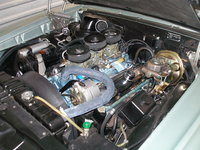 Picture of 1966 Pontiac GTO Base, engine