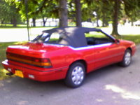Picture of 1994 Chrysler Le Baron GTC Convertible, exterior
