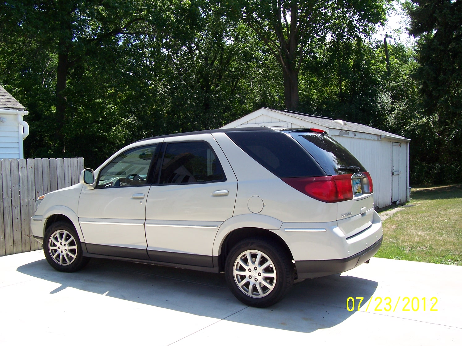 2006 buick rendezvous exterior pictures cargurus. Cars Review. Best American Auto & Cars Review