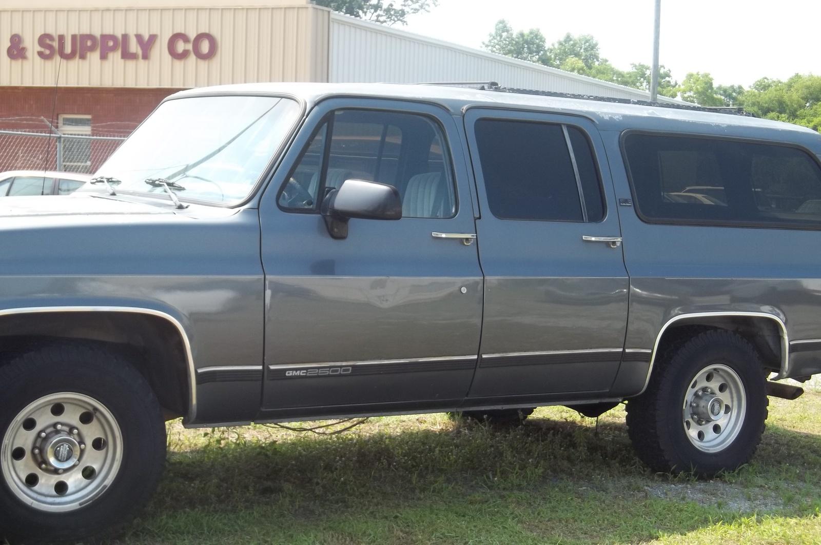 Picture of 1990 GMC Suburban R2500, exterior