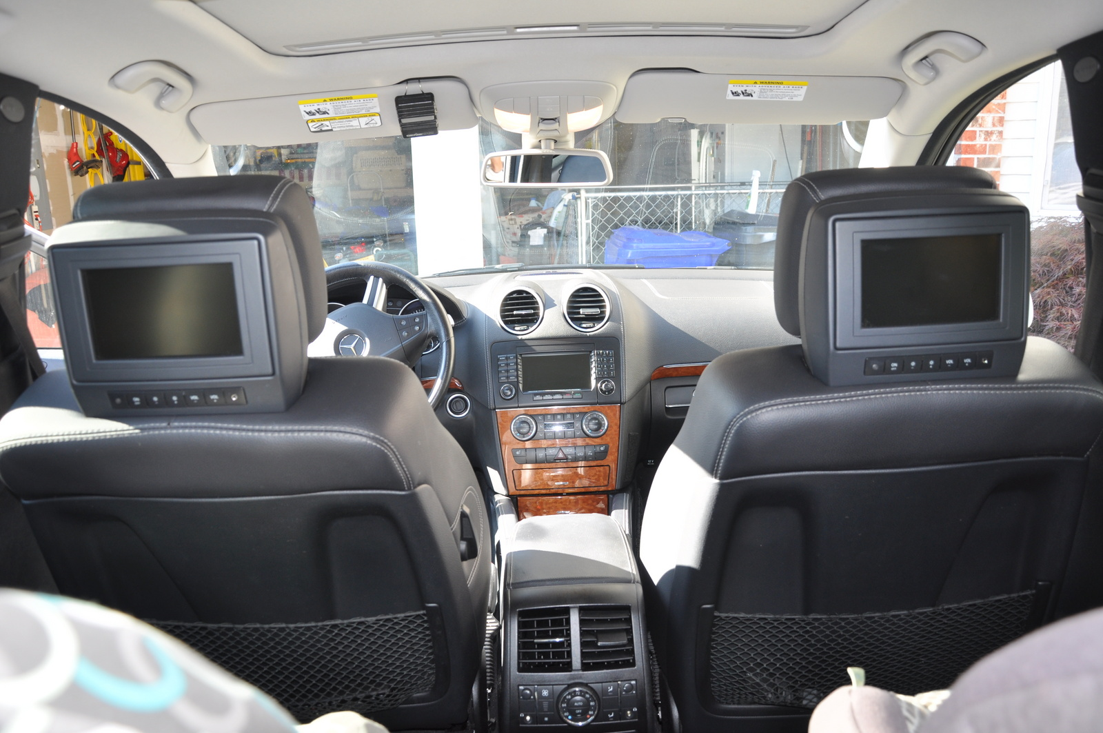 Picture of 2007 mercedes benz gl class gl450 interior for 2007 mercedes benz gl class gl450 price