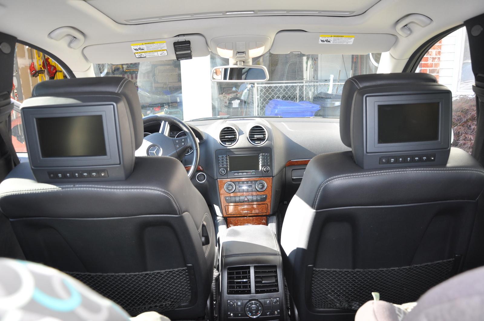 Picture of 2007 Mercedes-Benz GL-Class GL450, interior