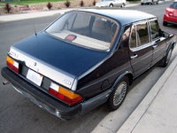 1987 Saab 900 Overview