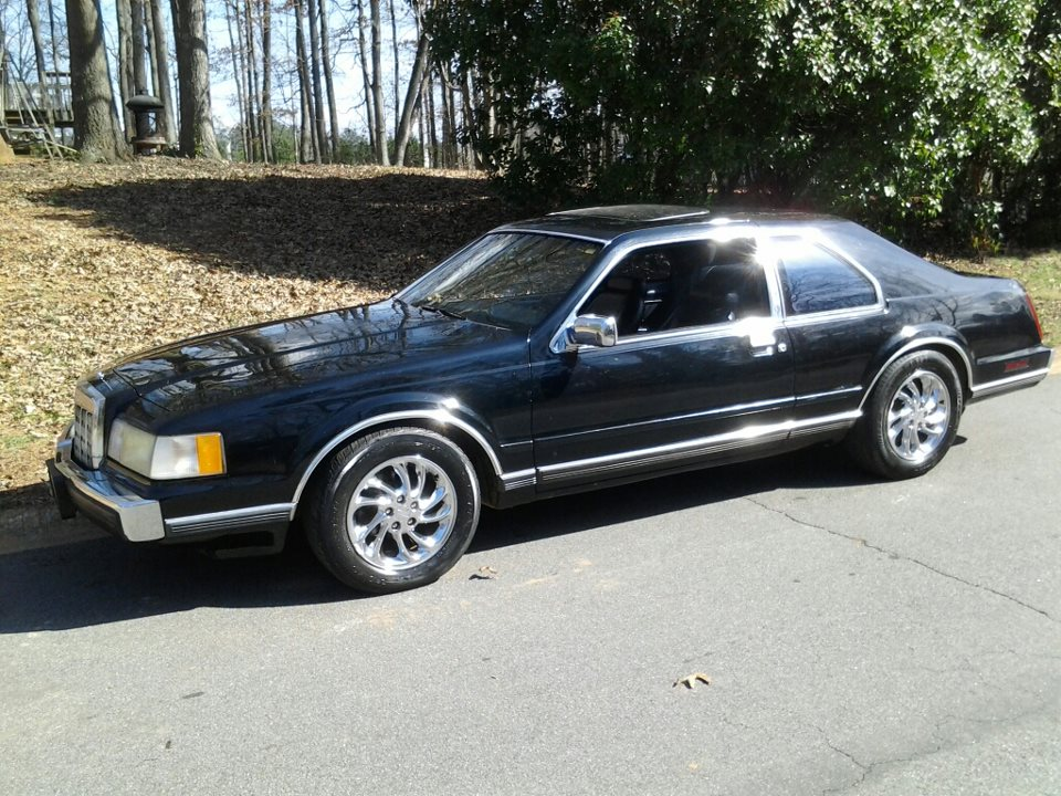 1990 Lincoln LSC for Sale http://www.cargurus.com/Cars/1990-Lincoln-Mark-VII-LSC-Overview-t16115