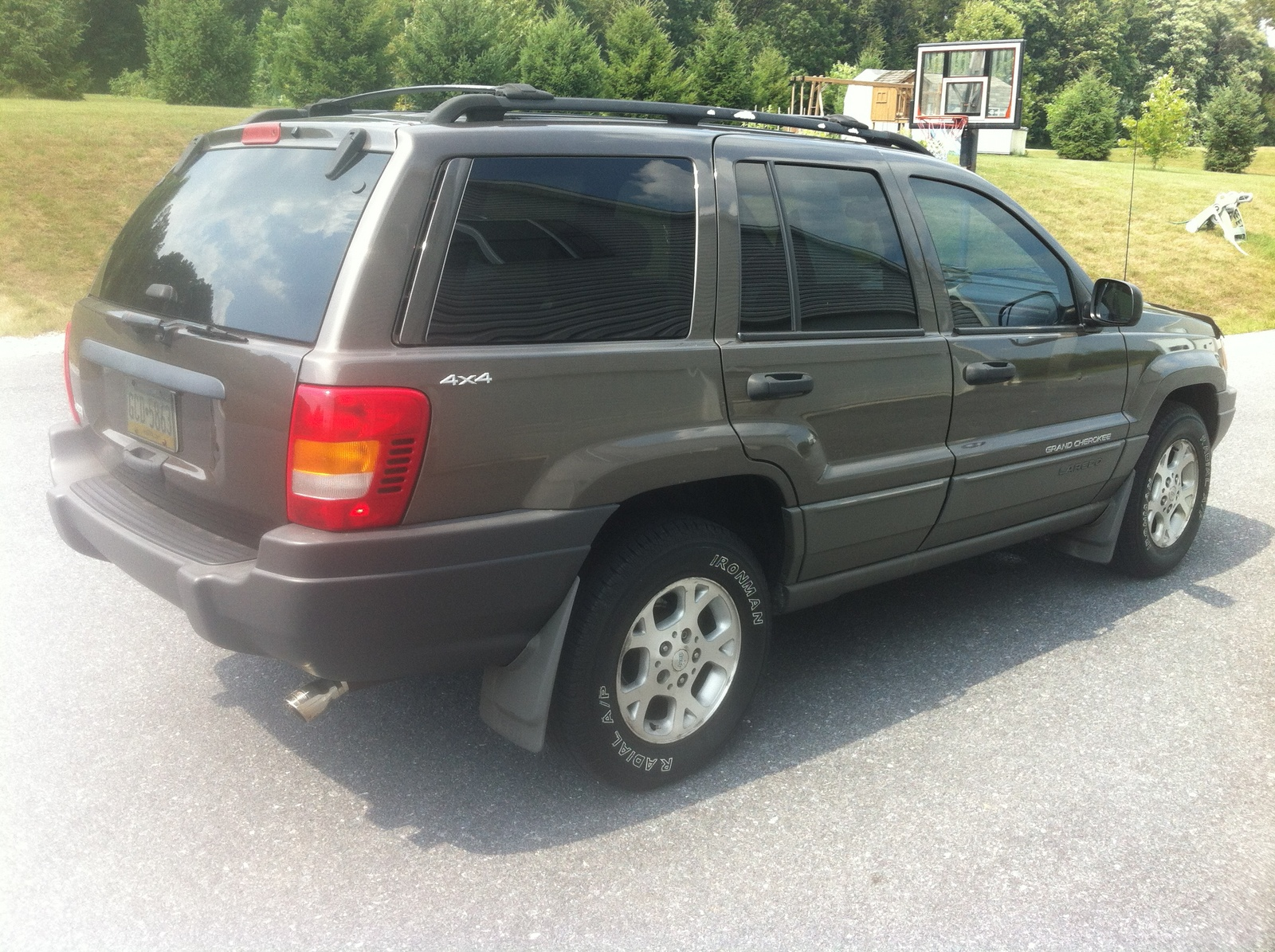 picture of 1999 jeep grand cherokee laredo 4wd exterior. Cars Review. Best American Auto & Cars Review