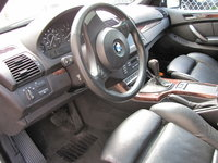 Bmw x5 2004 interior