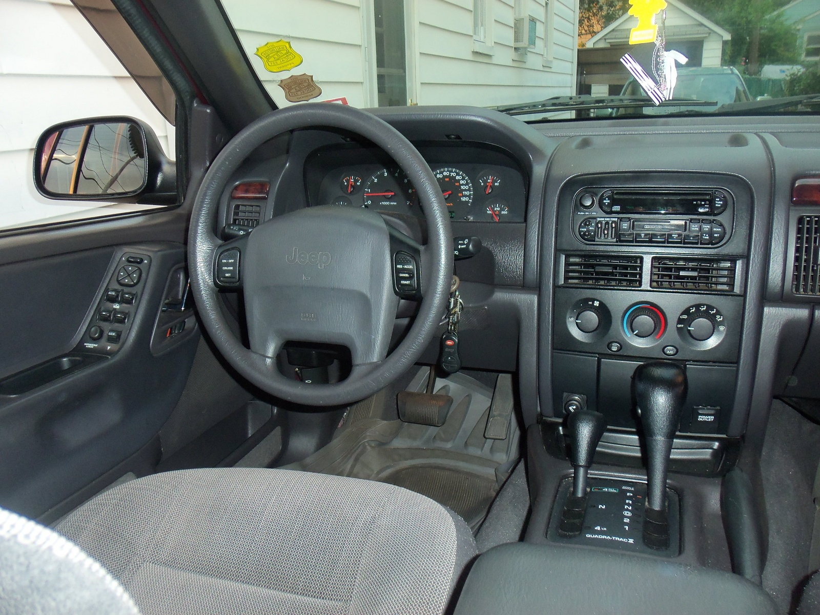 ... 2000 Jeep Grand Cherokee Interior Pictures Cargurus For Interieur Jeep  Grand Cherokee 2000 ...