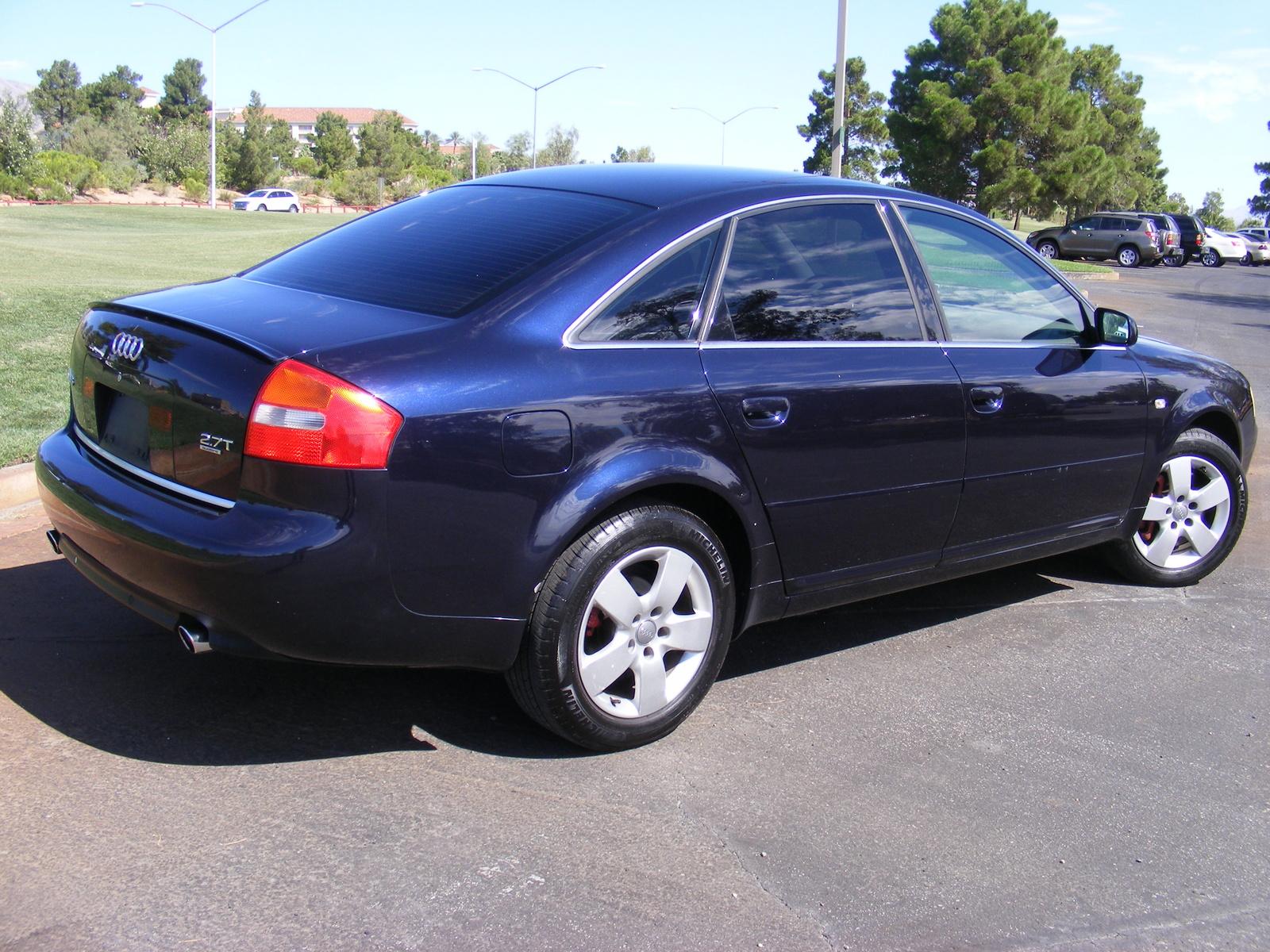 2002 Audi A6 - Pictures - CarGurus