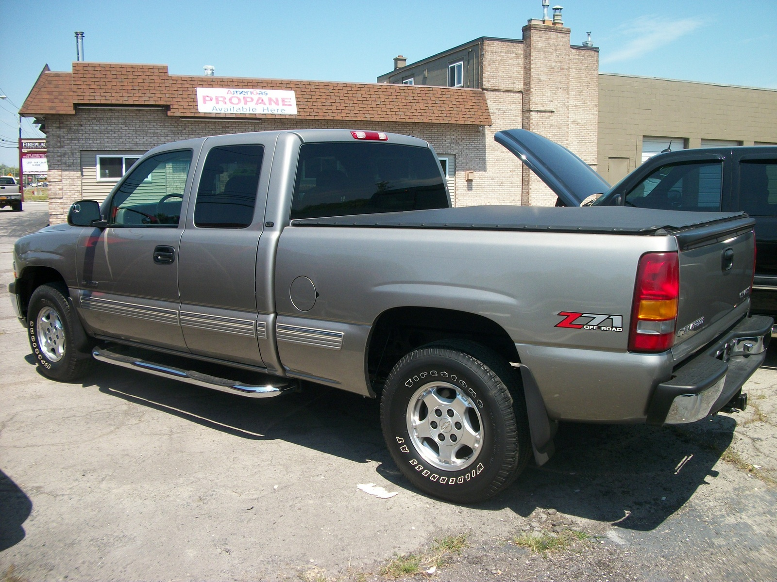 picture of 2001 chevrolet silverado 1500 ls extended cab sb 4wd. Cars Review. Best American Auto & Cars Review