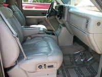 Picture of 2001 Chevrolet Silverado 1500 LS Extended Cab SB 4WD, interior