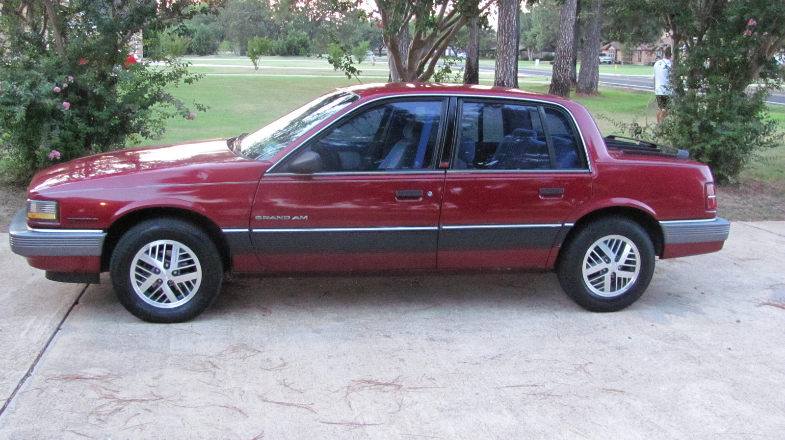 1988 Pontiac Grand Am Overview Cargurus