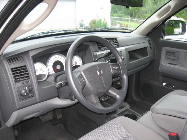 Dodge Dakota Slt Crew Cab Pic on 2009 Dodge Dakota Trx
