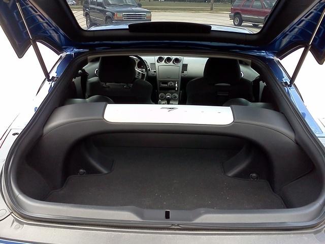 2005 Nissan 350z Interior Pictures Cargurus