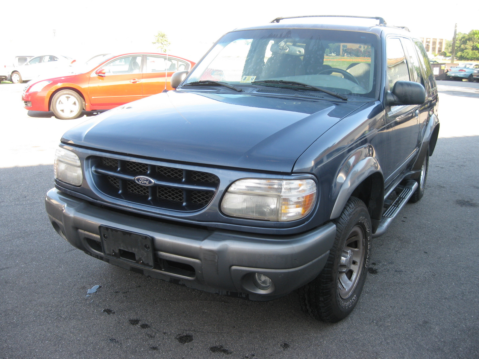 2000 ford explorer 2 dr sport trim overview. Cars Review. Best American Auto & Cars Review