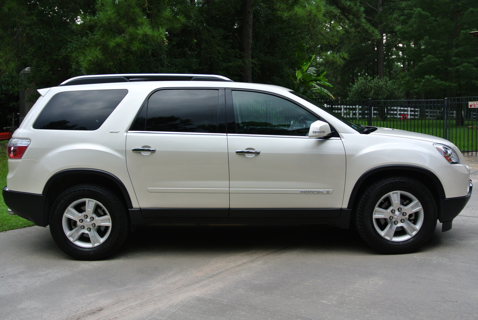 2012 Gmc Acadia Overview Cargurus Autos Post