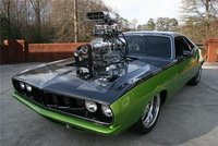 1974 Plymouth Barracuda Picture Gallery