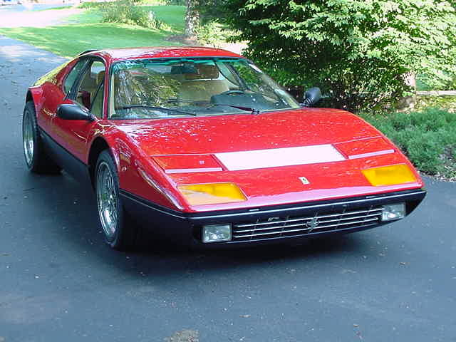Picture of 1974 Ferrari Berlinetta Boxer
