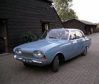 1963 Ford Taunus Overview