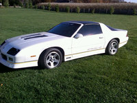 Picture of 1989 Chevrolet Camaro IROC-Z Coupe RWD, exterior, gallery_worthy