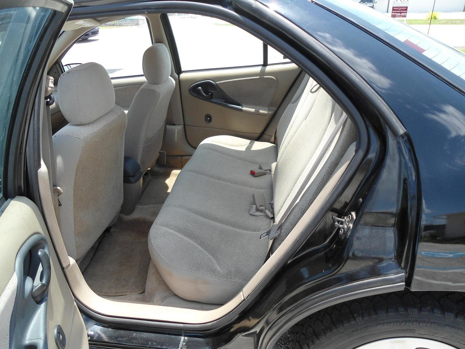 2002 Chevrolet Cavalier - Interior Pictures - CarGurus