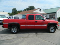 Picture of 2000 GMC Sierra 2500 3 Dr SL 4WD Extended Cab LB HD, exterior