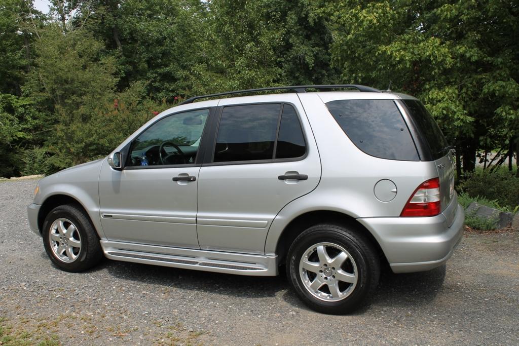 2003 mercedes benz ml350 mpg for Mercedes benz mpg