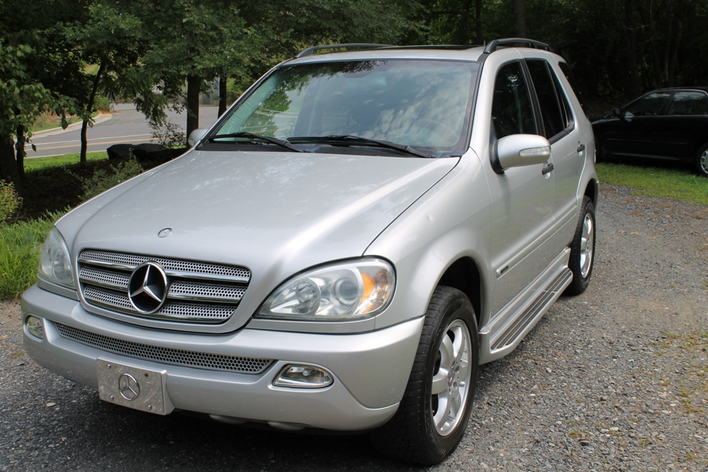 2003 mercedes benz ml350 reviews for Mercedes benz ml350 reviews