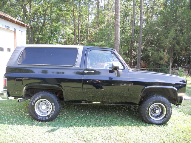 Picture of 1989 Chevrolet Blazer