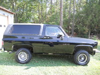 1989 Chevrolet Blazer Overview