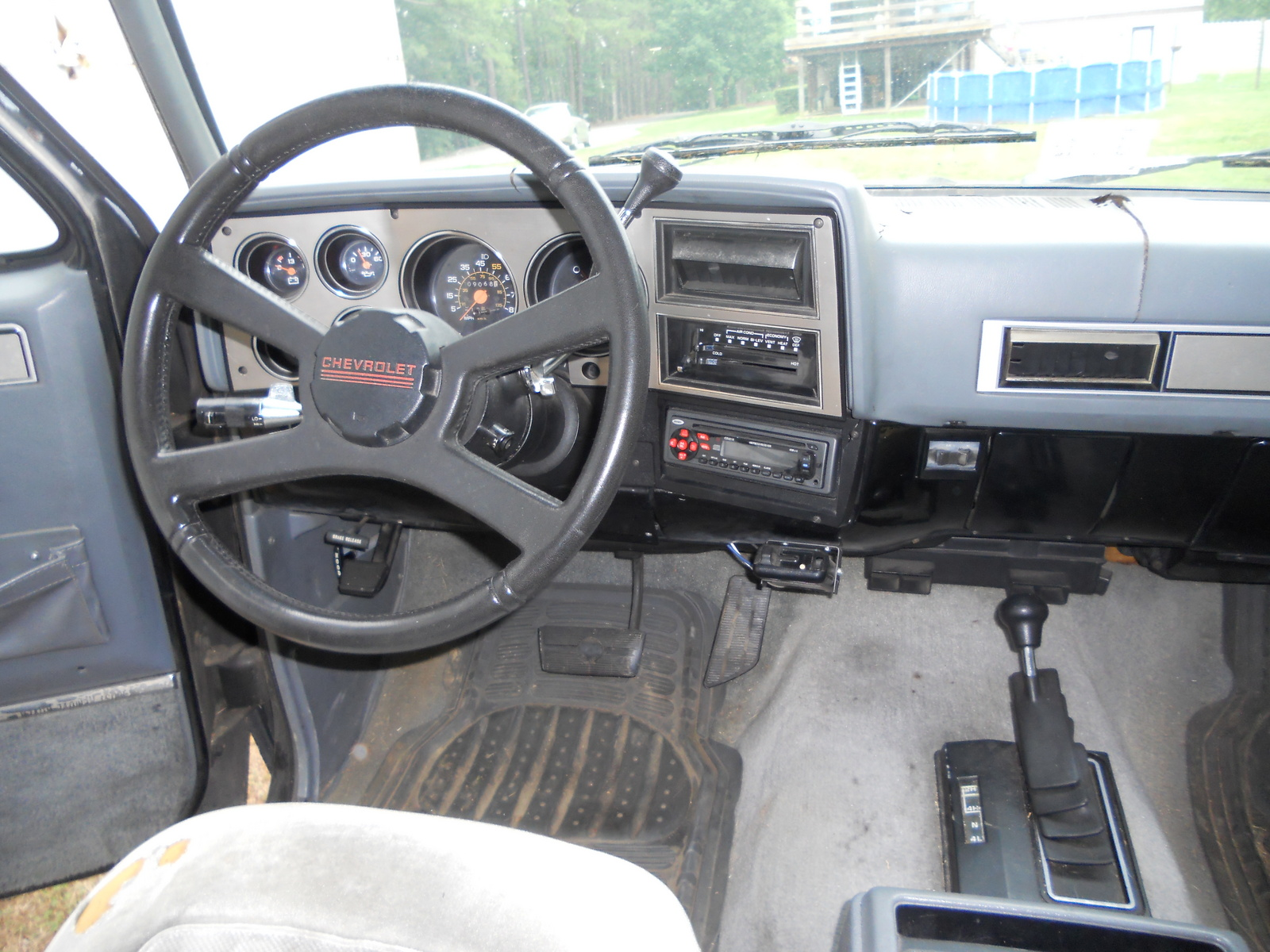1989 Chevy Blazer Interior Pictures To Pin On Pinterest Pinsdaddy