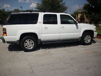 2006 Chevrolet Suburban LS 1500 4WD, Side View, exterior