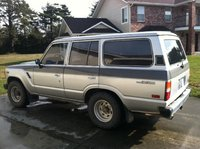 1985 Toyota Land Cruiser Picture Gallery