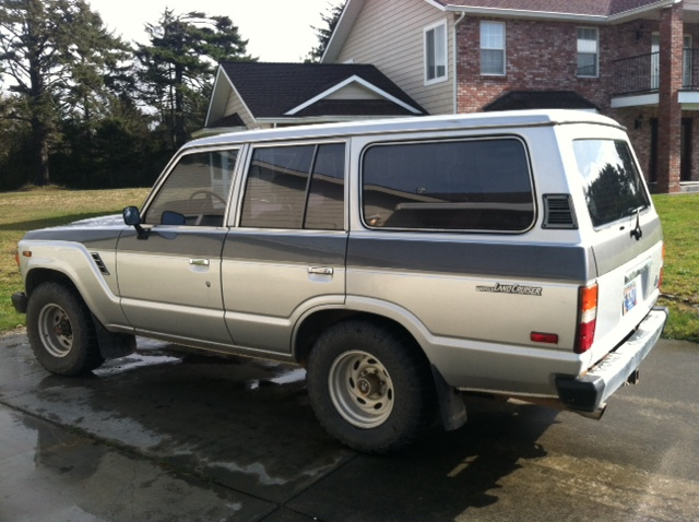Picture of 1985 Toyota Land Cruiser