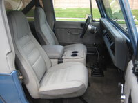 Picture of 1989 Jeep Wrangler Laredo, interior