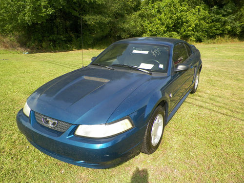 Ford Mustang Questions