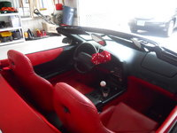 1994 Chevrolet Corvette Convertible, Picture of 1994 Chevrolet Corvette 2 Dr STD Convertible, interior