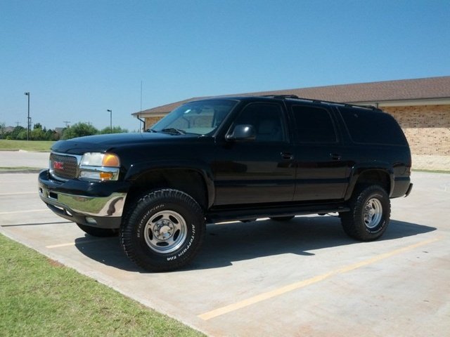 Picture of 2001 GMC Yukon XL 2500 SLE 4WD, exterior, gallery_worthy