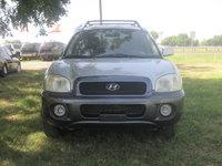 Picture of 2002 Hyundai Santa Fe GLS, exterior