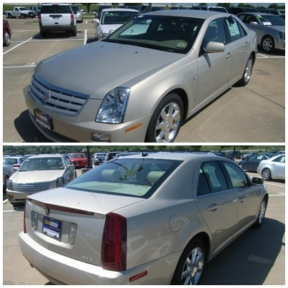 Picture of 2007 Cadillac STS V6 RWD, exterior, gallery_worthy