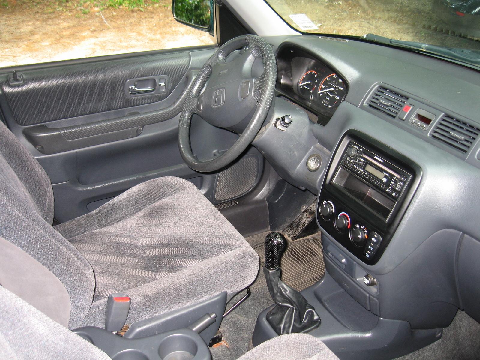 Used Honda Crosstour >> 1999 Honda CR-V - Interior Pictures - CarGurus