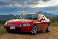1993 Honda Civic del Sol Overview